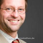 Portrait Foto Mann