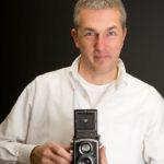 Selbstportrait Fotograf Peter Roskothen