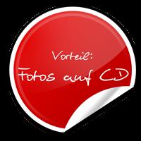Vorteil: digitale Fotos auf CD
