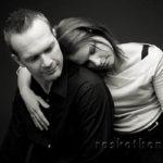 Romantisches Paarfoto