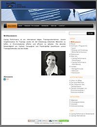 Referenz Internetdesign Konzept Umsetzung Internetseite Fotografie Peter Roskothen Fotokunst und Design