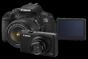Kamera Fotoschule analoge und digitale Kameras