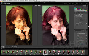 Fotobearbeitung und Workflow erlernen in der Fotoschulung (optional)