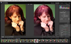 Fotobearbeitung und Workflow erlernen in der Fotoschulung Fotografieren Lernen