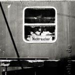 Nichtraucher, Infrarot-Foto