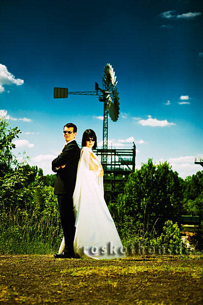 Trash Your Weddingdress