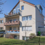 Klassische Gebäudefotografie, Architekturfoto Immobilie Mehrfamilienhaus - Architekturfotos Immobilienfotos