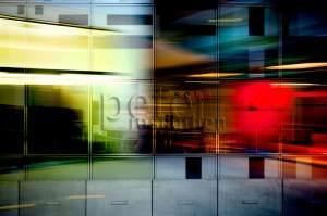 """""""Lebendige Rahmen"""", Fotocollage hinter Acryl 105*70cm - © Fotokunst Peter Roskothen"""