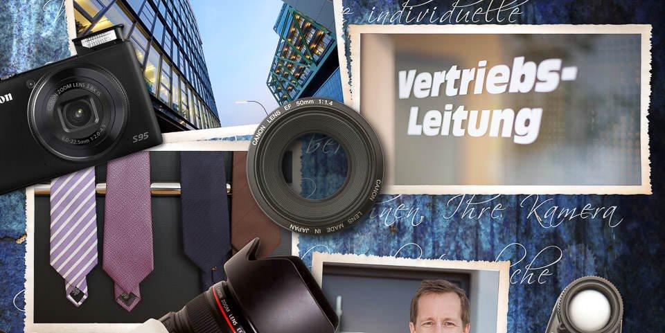Fotokurs Unternehmen Firma Mitarbeiter lernen fotografieren
