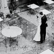 Schwarz Weiss Hochzeitsfotos