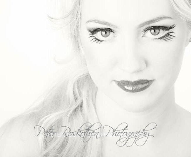 Portrait schwarzweiss