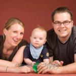 Familienfotos sind ein tolles Geschenk Fotograf Peter Roskothen Niederrhein