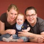 Familienfotos kannn man auch zur Geburt verschenken - Tolles Geschenk! Fotograf Viersen