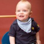 Foto glückliches Kind