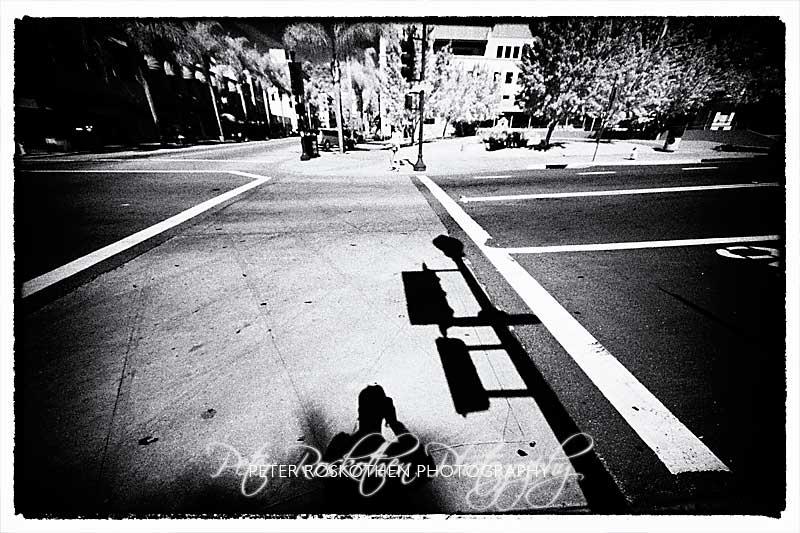 Selbstportrait Peter Roskothen Fotograf Kalifornien