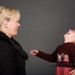 Mutter und Tochter Familienfotos Fotograf Fotostudio Roskothen