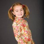 portrait junge dame - Familienfotos