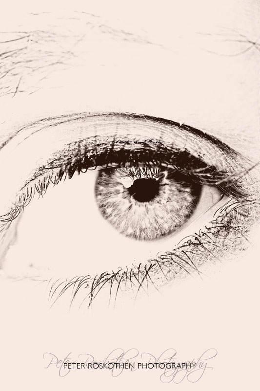 Fotografie Auge