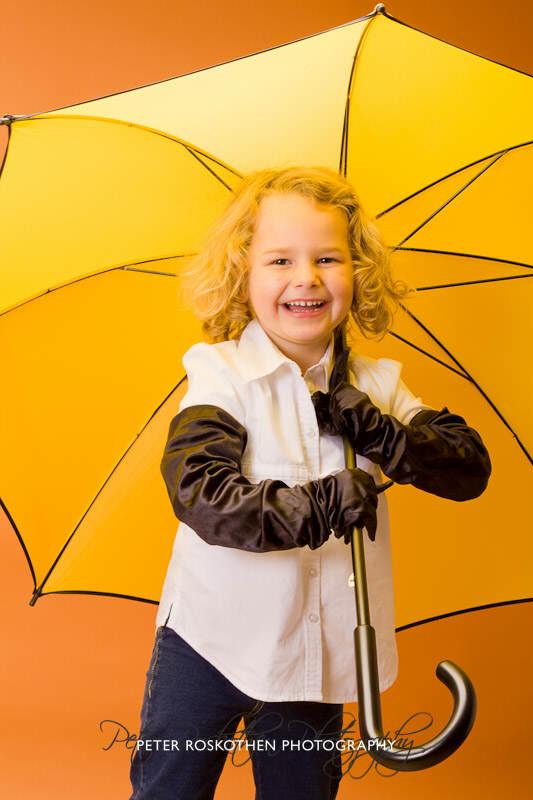 Mädchen Kinderfoto Fotograf Fotostudio Peter Roskothen