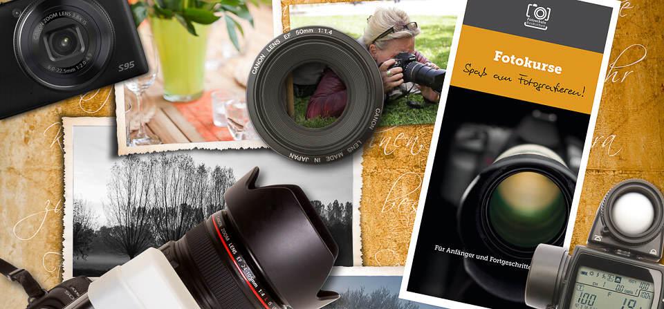 Fotokurs einfach fotografieren lernen - Bessere Fotokurse