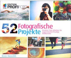 52 fotografische Projekte Buch für Fotografen