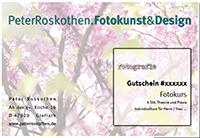 Geschenkgutschein Fotokurs Mönchengladbach
