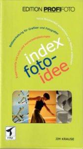 Buch index Fotoidee Geschenk für Fotografen Fotoamateure Fotoanfänger