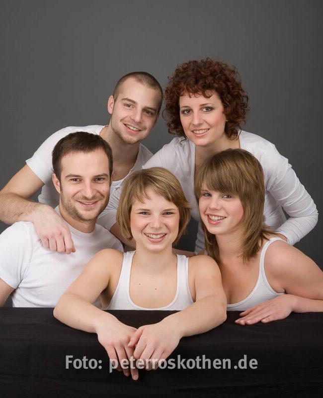 Außergewöhnliche Familienfotos Geschwisterfotos