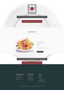 Neue Webseite für Unternehmen Catering Heiss Webdesign Peter Roskothen