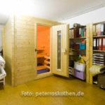 Foto Keller Sauna für Verkauf der Immobilie Architektur Fotogra