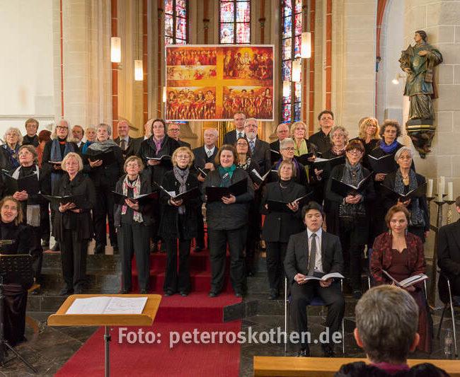 Konzert der Grefrather Kantorei in St. Laurentius