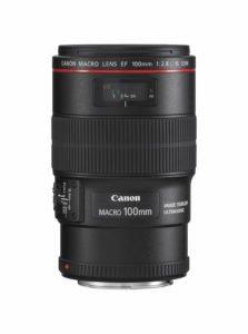 Canon EF 100mm f2.8L Macro IS USM Makroobjektiv - Fotozubehör Canon