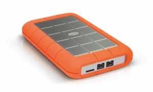 LaCie Rugged TRIPLE - 2 TB Festplatte, USB 3.0, FireWire 800
