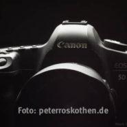 Fotografieren mit individuellem Canon Fotokurs