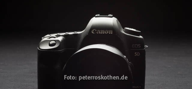 Canon Spiegelreflexkamera - Fotografieren mit Canon in dem individuellem Fotokurs