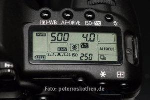 Canon SLR Spiegelreflexkamera