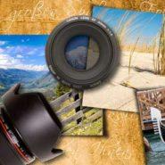 Urlaubsfotos entwickeln Abzüge Digital Foto