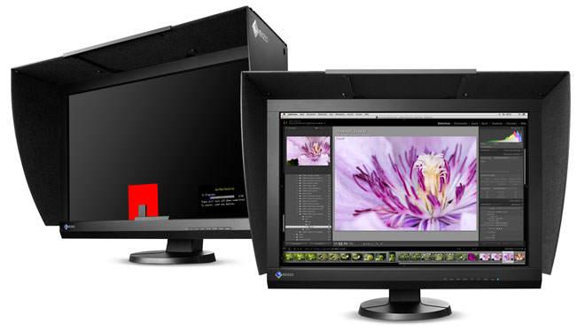 EIZO Monitor mit Sensor für Fotografen