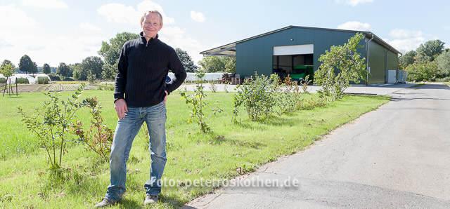 Bioland Betrieb Daniel Thees in Anrath (Willich bei Krefeld)