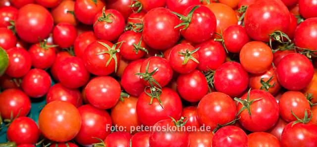 Die leckersten Tomaten Fotoreportage Peter Roskothen