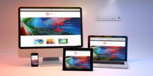 Responsive Webdesign am Beispiel einer modernen Webseite