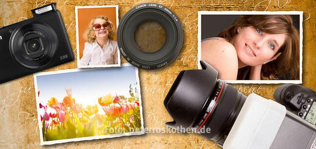 Im Fotokurs Digital Fotografieren Lernen