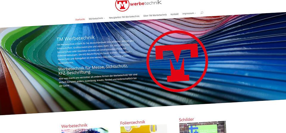 Moderne Webseite im Responsive Design - Webdesign Roskothen