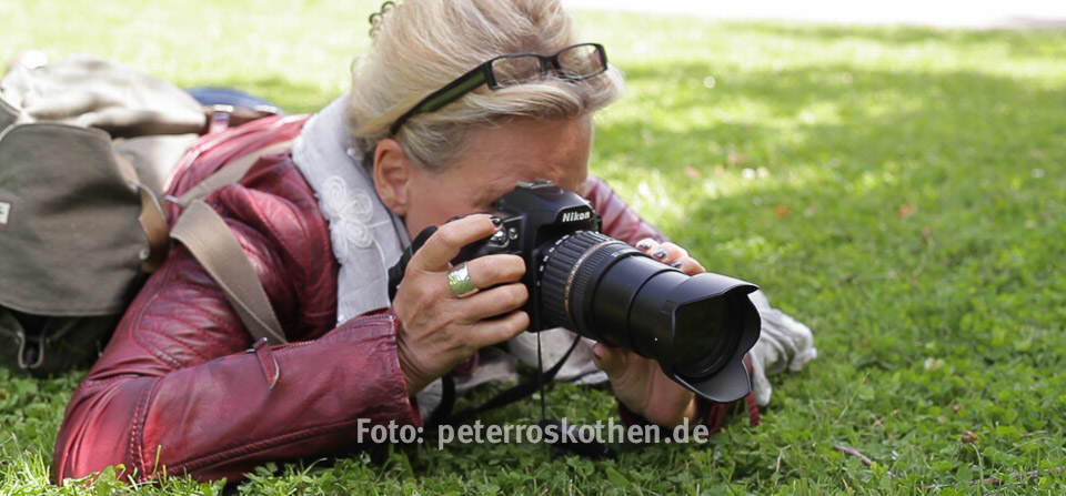 Individueller Fotokurs Fotoworkshop - Fotokurs Naturfotografie Makrofoto Landschaftsfotografie