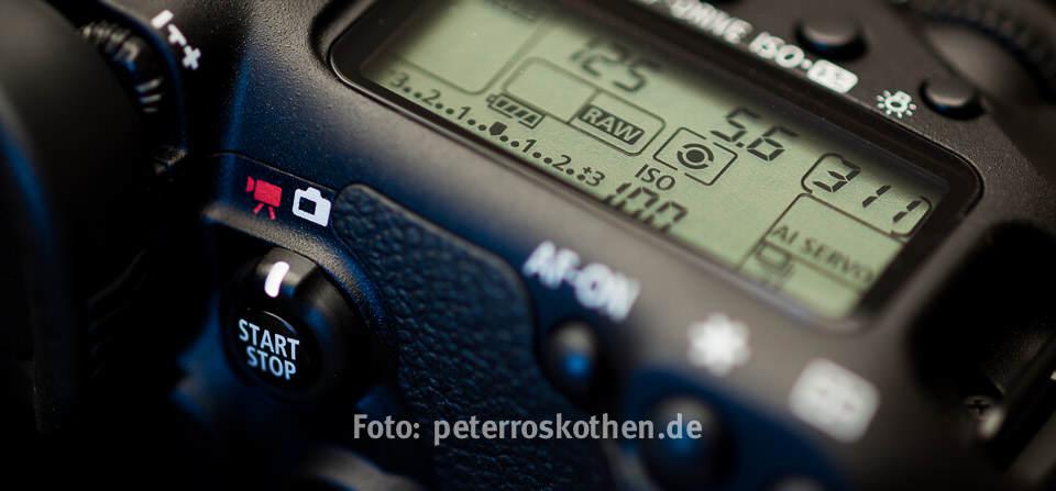 Fotokurs Fotograf - Vom Amateur zum professionellen Berufsfotografen
