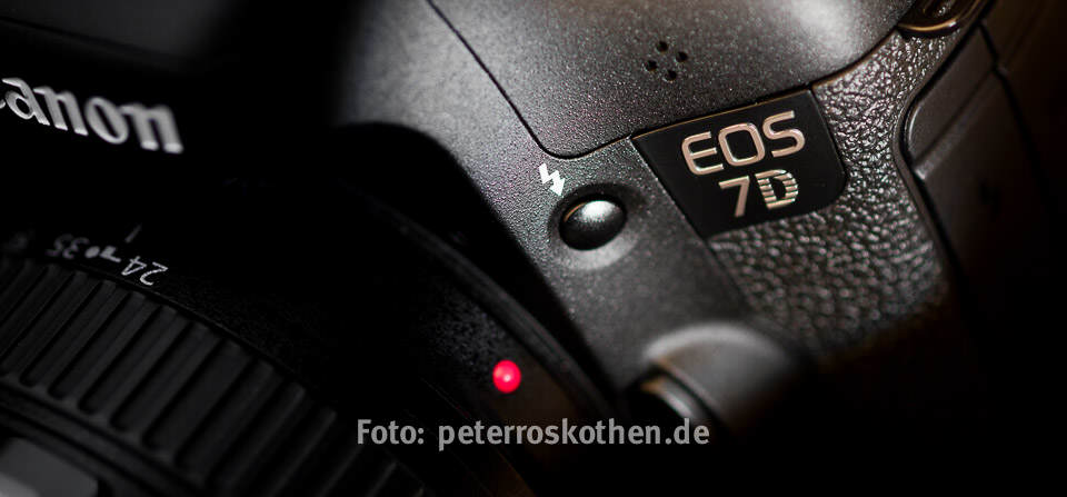 Canon Fotokurs EOS 7D