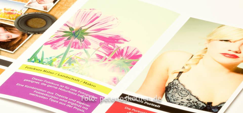 Fotokurs Flyer
