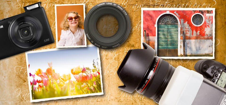 Fotolehrgang digitale Fotografie lernen