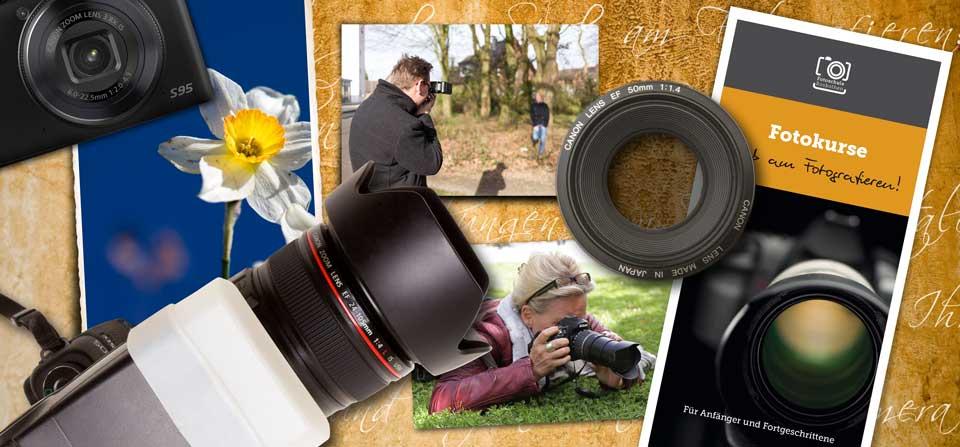 Fotoschule digital Fotografieren lernen