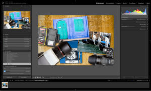 Lightroom Webinar Fotografie